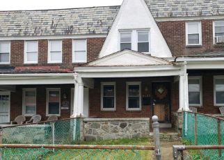 Foreclosed Home in Baltimore 21229 CRANSTON AVE - Property ID: 4513287151