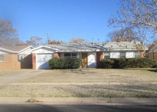 Foreclosed Home in Lubbock 79412 46TH ST - Property ID: 4513848196