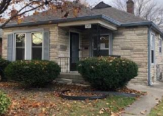 Foreclosed Home in Indianapolis 46203 CAMERON ST - Property ID: 4514196389