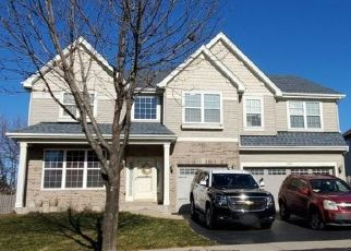 Foreclosed Home in Romeoville 60446 W MYSTIC LN - Property ID: 4514866941