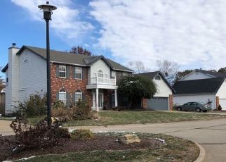 Foreclosed Home in O Fallon 63368 SCHOOLHOUSE CT - Property ID: 4515589135