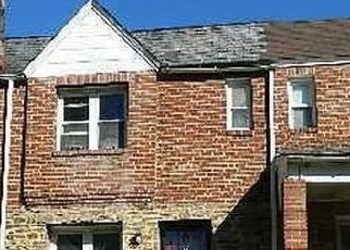 Foreclosed Home in Baltimore 21215 JONQUIL AVE - Property ID: 4516088436