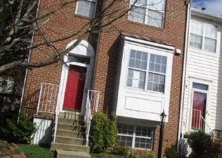 Foreclosed Home in Upper Marlboro 20774 DUNLORING CT - Property ID: 4516093249