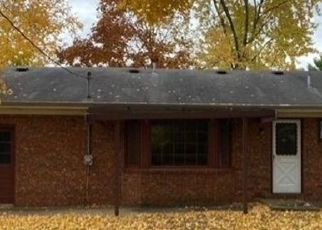 Foreclosed Home in South Bend 46628 ARROWHEAD DR - Property ID: 4516213255