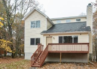 Foreclosed Home in Dingmans Ferry 18328 ROUNDHILL RD - Property ID: 4516595170