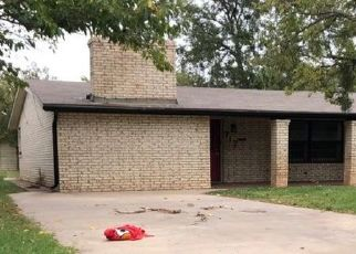 Foreclosed Home in Abilene 79603 FORREST AVE - Property ID: 4518612932