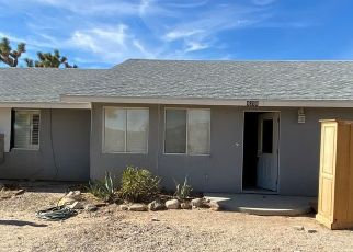 Foreclosed Home in Yucca Valley 92284 ANITA AVE - Property ID: 4518911625