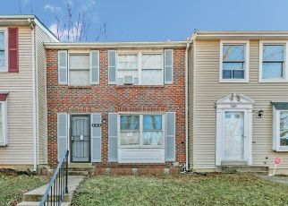 Foreclosed Home in Capitol Heights 20743 POSSUM CT - Property ID: 4518951924