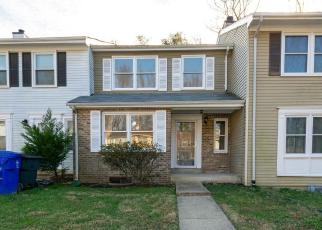 Foreclosed Home in Waldorf 20601 WESTDALE DR - Property ID: 4519689915