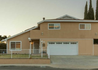Foreclosed Home in Simi Valley 93063 BELGRAVE CT - Property ID: 4519779691