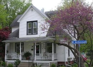 Foreclosed Home in Macomb 61455 W MCDONOUGH ST - Property ID: 4520006555
