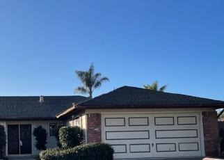 Foreclosed Home in Santa Maria 93455 QUAIL RIDGE DR - Property ID: 4520067430