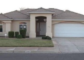 Foreclosed Home in Ivins 84738 E 400 S - Property ID: 4520185689