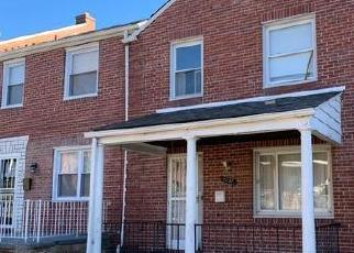 Foreclosed Home in Baltimore 21218 KIMBLE RD - Property ID: 4520375778