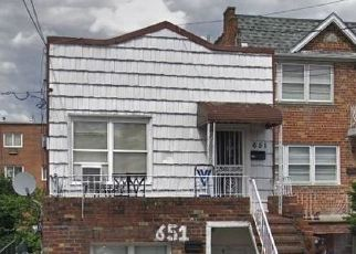 Foreclosed Home in Brooklyn 11236 E 85TH ST - Property ID: 4521562230