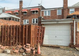 Foreclosed Home in Catonsville 21228 OVERBROOK RD - Property ID: 4521612612