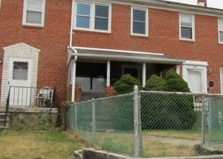 Foreclosed Home in Essex 21221 WELBROOK RD - Property ID: 4521616103