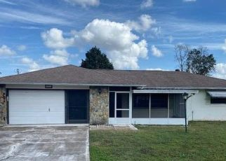 Foreclosed Home in Beverly Hills 34465 N DELEON AVE - Property ID: 4521747501
