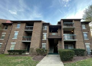 Foreclosed Home in Gaithersburg 20879 CORIANDER DR - Property ID: 4522254679