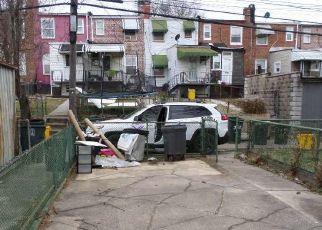 Foreclosed Home in Baltimore 21213 DUDLEY AVE - Property ID: 4522530150