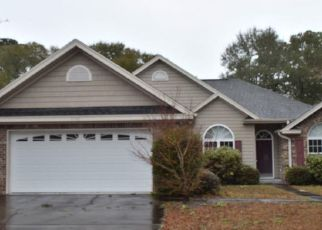 Foreclosed Home in Calabash 28467 OAK RIDGE PLANTATION DR - Property ID: 4522797768