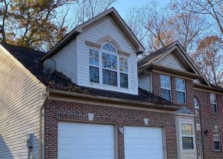 Foreclosed Home in Clinton 20735 SHORTHILLS CT - Property ID: 4523352231