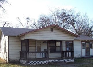 Foreclosed Home in Wynnewood 73098 N CARR AVE - Property ID: 4523488894