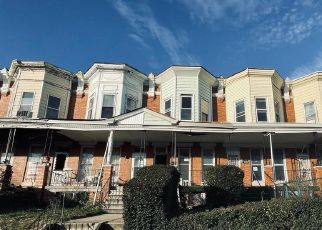Foreclosed Home in Baltimore 21216 N ELLAMONT ST - Property ID: 4523783195