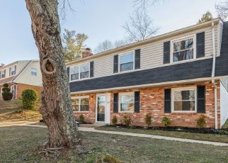 Foreclosed Home in Upper Marlboro 20772 VILLAGE DR W - Property ID: 4523789331
