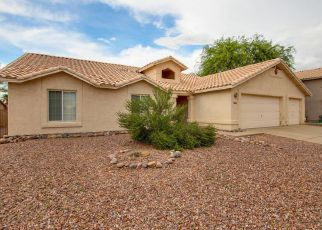 Foreclosed Home in Tucson 85743 N VERIDIAN DR - Property ID: 4524165106