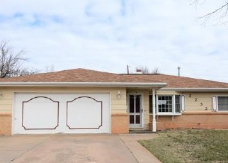 Foreclosed Home in Woodward 73801 CHERRY ST - Property ID: 4524330675