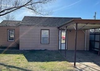 Foreclosed Home in Perryton 79070 N GRINNELL ST - Property ID: 4524598716