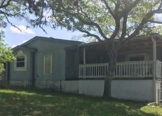 Foreclosed Home in Canyon Lake 78133 CHAMBERLAIN WAY - Property ID: 4524887783