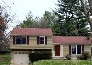 Foreclosed Home in Columbia 21045 RIVER MEADOWS DR - Property ID: 4524979307