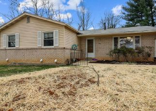 Foreclosed Home in Silver Spring 20902 S BELGRADE RD - Property ID: 4524982825
