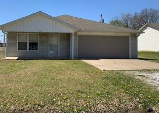 Foreclosed Home in Muldrow 74948 CHERRY LOOP - Property ID: 4525637588