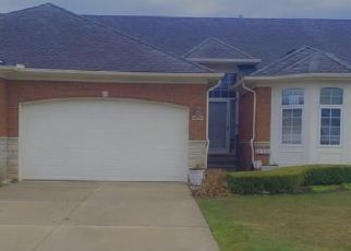 Foreclosed Home in Utica 48315 VILLAGE POINTE DR - Property ID: 4525819790