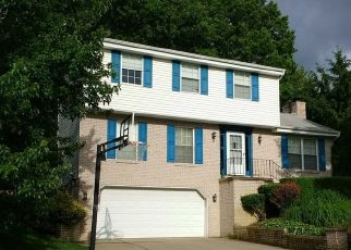 Foreclosed Home in Gibsonia 15044 SUNNYSLOPE DR - Property ID: 4526138635