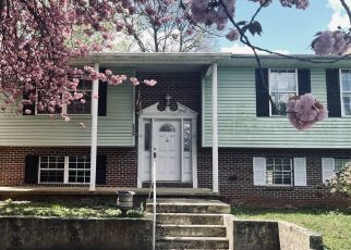 Foreclosed Home in Gwynn Oak 21207 SUNSET AVE - Property ID: 4526201702