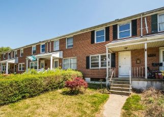 Foreclosed Home in Essex 21221 POLES RD - Property ID: 4526206966