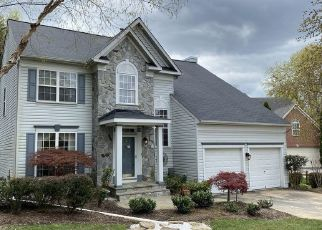 Foreclosed Home in Woodstock 21163 DICKENS WAY - Property ID: 4526218781