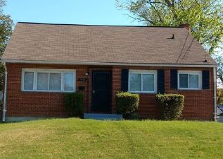 Foreclosed Home in Oxon Hill 20745 COLONY RD - Property ID: 4526222722