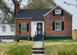 Foreclosed Home in Hyattsville 20782 RUSSELL AVE - Property ID: 4526224470