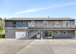 Foreclosed Home in Sebastopol 95472 BLUCHER VALLEY RD - Property ID: 4526303749