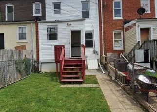 Foreclosed Home in Baltimore 21215 MANCHESTER AVE - Property ID: 4526806542