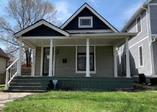 Foreclosed Home in Indianapolis 46202 CENTRAL AVE - Property ID: 4527019391