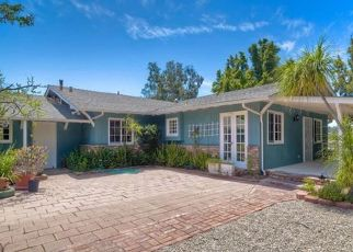 Foreclosed Home in Vista 92084 FOOTHILL DR - Property ID: 4527270351