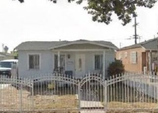 Foreclosed Home in Los Angeles 90061 W 119TH ST - Property ID: 4527293116