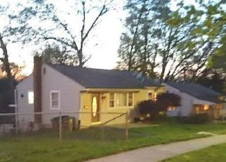 Foreclosed Home in Rockville 20851 WOODBURN RD - Property ID: 4527354441