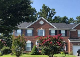 Foreclosed Home in Bowie 20721 DARBYDALE DR - Property ID: 4527356188